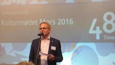 Hans Ejner Bertelsen Kulturmødet 2016