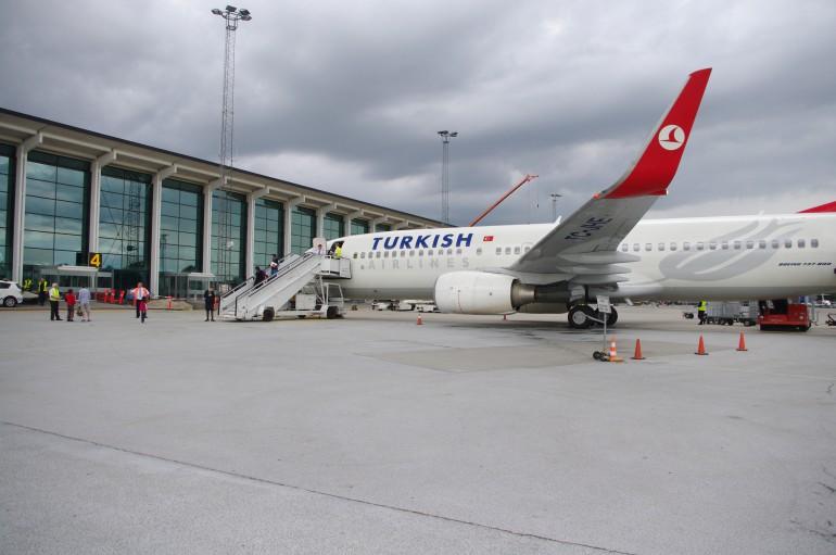 lufthavne i tyrkiet