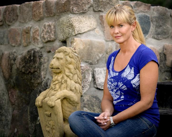 Limfjord Update                                Løvinden Birgit Aaby skal brøle gang i turisme og erhverv