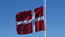 Flag halv stang