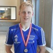 Frederik Jessen Thisted Svømmeklub DM 2016