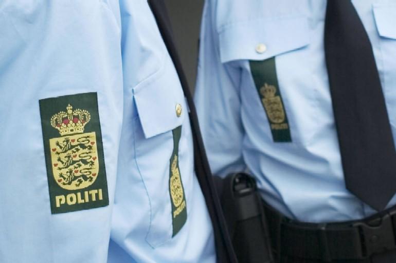 politi overvågning