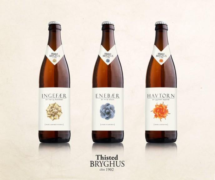 Thisted Bryghus nye øl