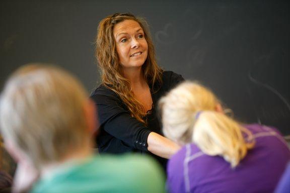 skolelærer uddannelse