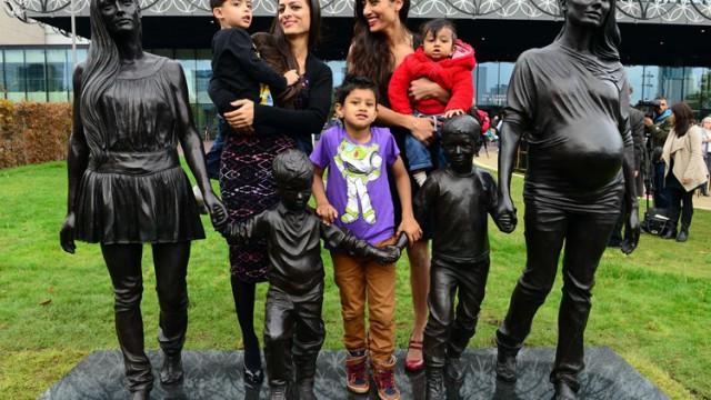 DR Projeket bronzefamilie