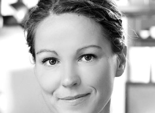 Anita Klemensen, ejer og chef for Michelin restauranten Den Røde og Den gule Cottage i Kalmpenborg