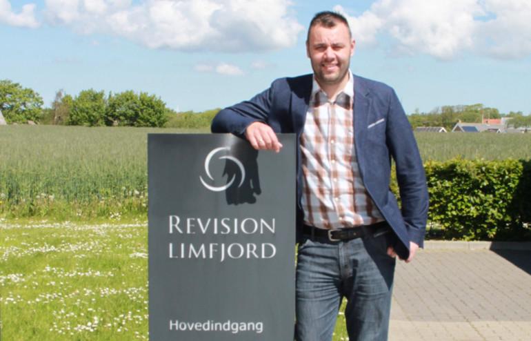 Ny partner hos Revision Limfjord | Limfjord Update