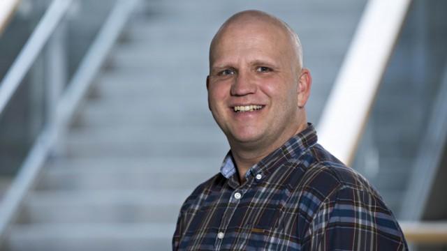 Chefkonsulent og projektansvarlig Claus Kjærboe Lundholm fra VIA University College