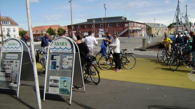 Cykletur Morsø Turistbureau