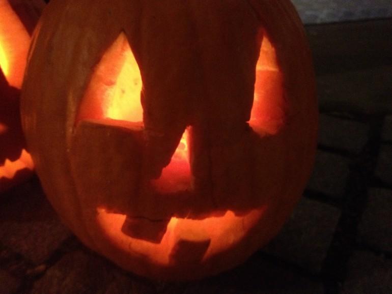 Masser Af Halloween Gys På Mors Limfjord Update