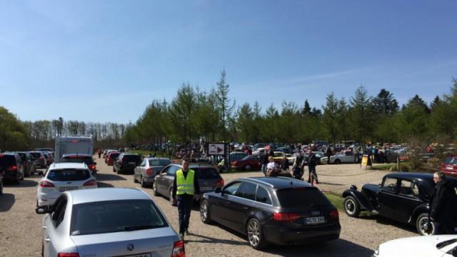 Jesperhus parkering