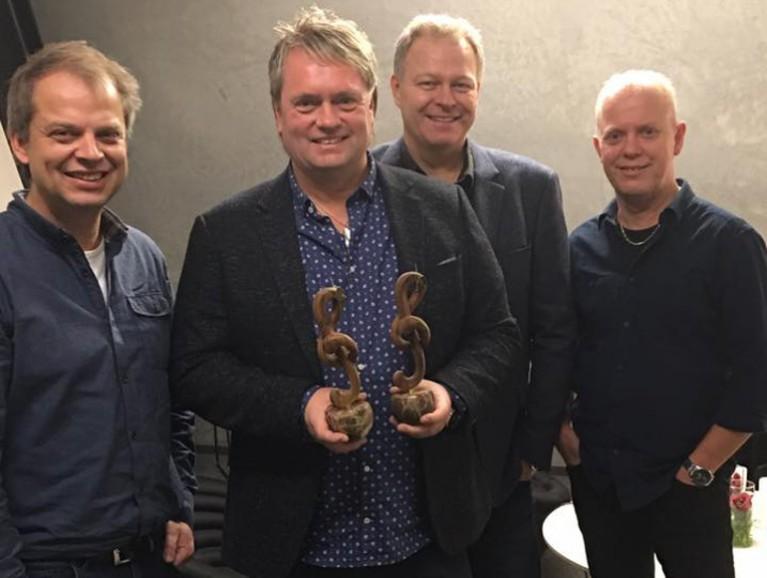 Kandis hædret med to priser ved Dansktop Prisen | Limfjord Update