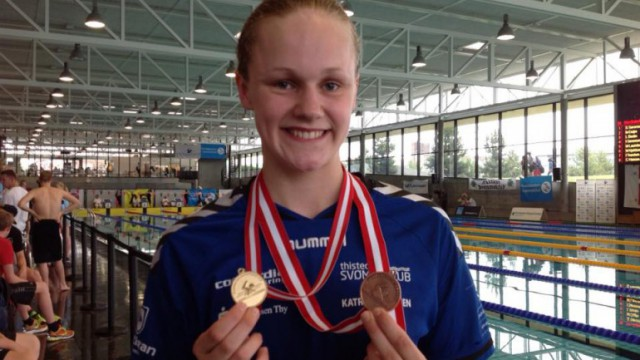 Katrine Villesen Thsited Svømmeklub