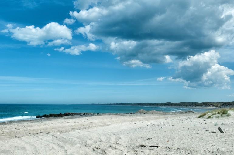 Topnotch Landets billigste hus med privat strand ligger på Thyholm PY-02