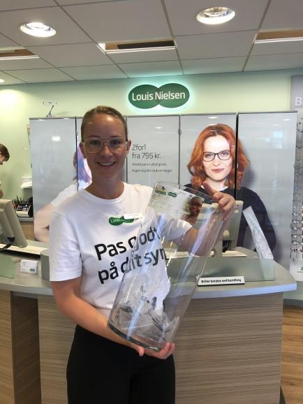 8c26ff53817c Chefoptiker Gitte Mose fra Louis Nielsen i Thisted tager til Tanzania og  uddeler brugte briller