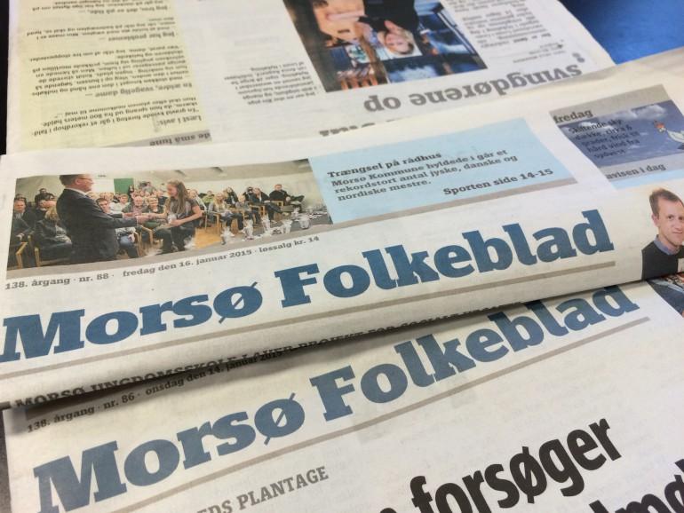 nordjyske dagblad