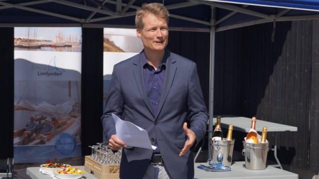Peter Emsenhuber Graversen - leder af Enjoy Limfjorden