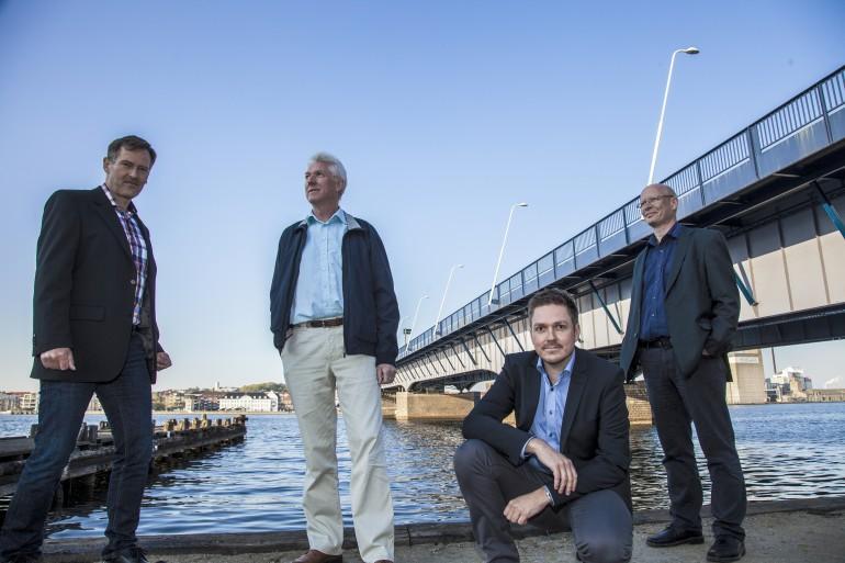 Revision Limfjord klar med 10 mand i Aalborg | Limfjord Update
