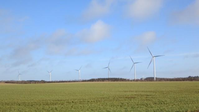 Morsø Kommunes vindmøller i Sdr. Herred