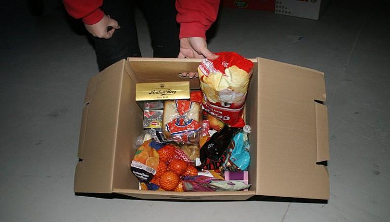 dansk folkehjælp julehjælp 2016